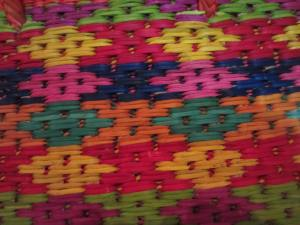 tejido de cesteria